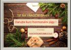 Tip na vánoční dárek? Darujte kurz hormonální jógy!