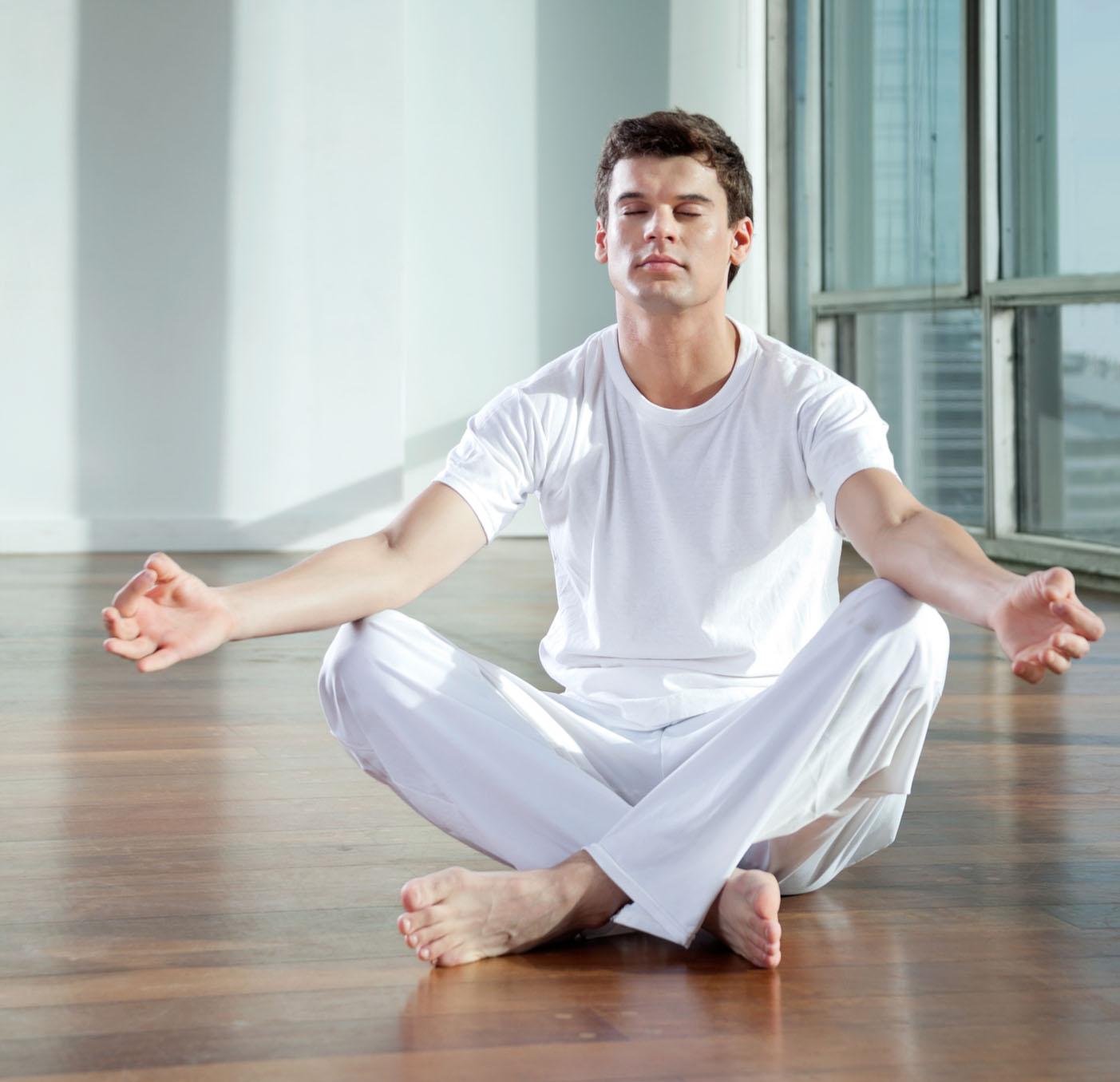 Hormonální jóga cvičení