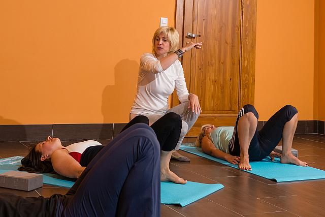 Intenzivní jednodenní kurz hormonální jógy - září - Loštice