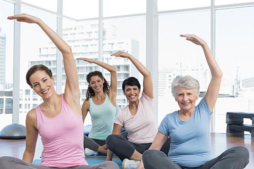 Cviky hormonální jógy